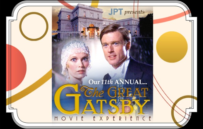 The Great Gatsby Movie Experience
