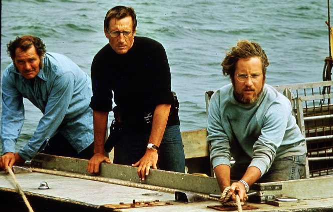 The JPT Fort Classics Drive-in: Jaws