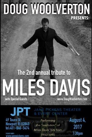Doug Woolverton: Miles Davis Tribute