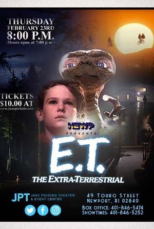 ET: The Extraterrestrial Party