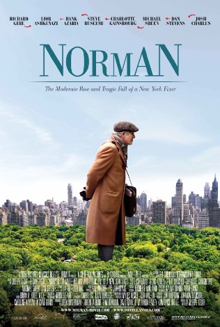 Norman: The Moderate Rise & Tragic Fall of A New York Fixer