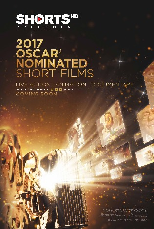 Oscar Shorts 2017 Live Action