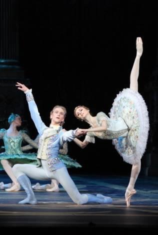 Bolshoi Ballet:The Sleeping Beauty
