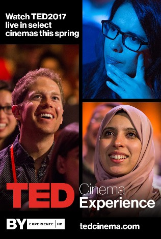 TED Cinema Experience: TED2017 Highlights Exclusive