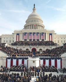 The Fifty- Seventh Presidential Inauguration