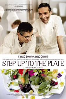 step up to the plate(Entre les bras) a french foodie film in honor of Newport Restaurant  Week