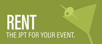 Take the Stage. Rent the JPT for your next event.